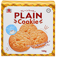 Plain Cookie (in Box)