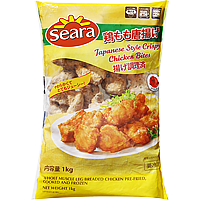 SEARA Japanese Style Crispy Chicken Bites (imported from Brazil)